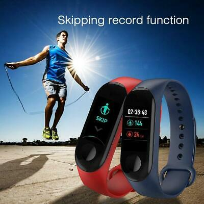 $ CDN7.96 • Buy For IOS Android Smart Watch Blood Pressure Heart Rate Wristband Monitor W8U6