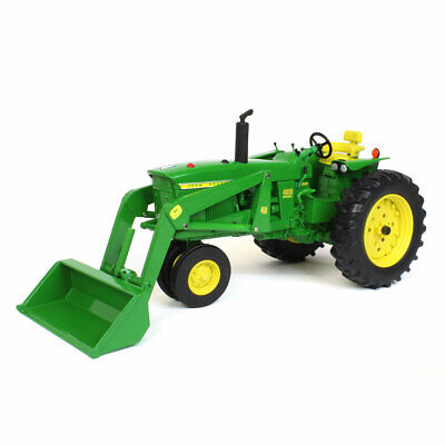 AU122.29 • Buy 1/16 Prestige John Deere 4020 Tractor With 48 Front End Loader ERTL Tomy 45724