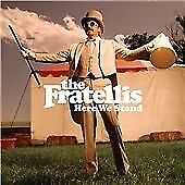 £4.75 • Buy The Fratellis - Here We Stand (CD 2008)  NEW AND SEALED