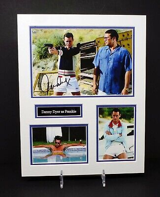 £49.99 • Buy Danny DYER Signed Mounted Photo Display 2 AFTAL RD COA Frankie The Business