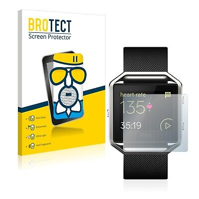 $ CDN7.87 • Buy Anti Glare Screen Protector For Fitbit Blaze Matte Glass Film Protection