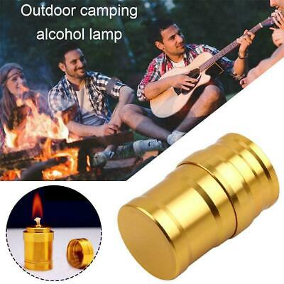 AU4.37 • Buy Mini Portable Spirit Burner Alcohol Stove For Outdoor BBQ Picnic Camping A0F9