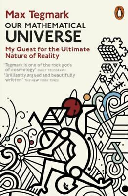 £4.90 • Buy Our Mathematical Universe: My Quest For The Ultimate Nature Of Reality, Tegmark,