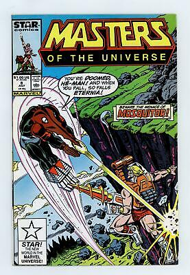 $16.50 • Buy Masters Of The Universe #8 FN/VF 7.0 1987