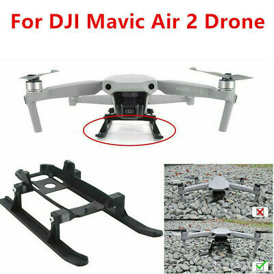 AU15.08 • Buy Heightened Tripod Landing Gear Protection For DJI Mavic Air 2 Drone Accessories