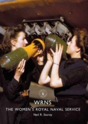 Shire Shire Library WRNS - The Women's Royal Naval Service New • 4.22£
