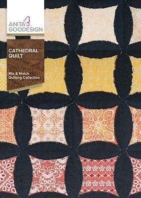 $13.99 • Buy Cathedral Quilt Anita Goodesign Embroidery Design Machine CD