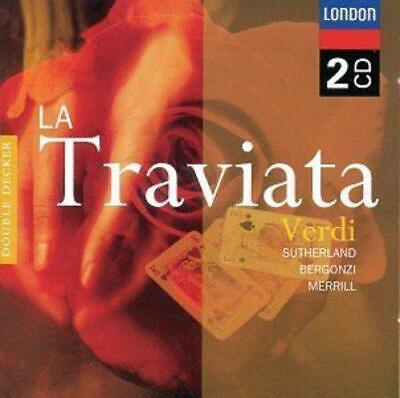 Verdi: La Traviata, , Good CD • 3.15£