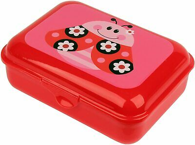 Stephen Joseph Snack Box Ladybug Case NEW • 5.67£
