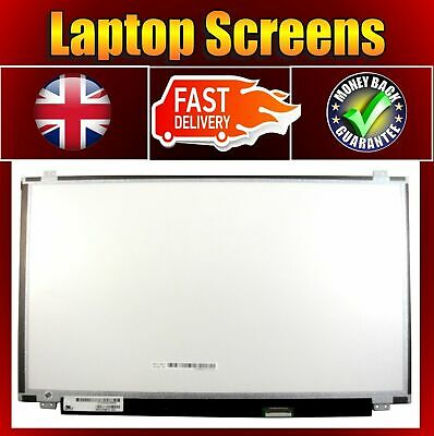 £73.25 • Buy Replacement Hp Compaq 250 G6 15.6  Led Ips Fhd Laptop Screen Display Panel