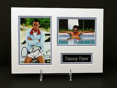 £39.99 • Buy Danny DYER A4 Signed Mounted Frankie The Business Photo Display 2 AFTAL RD COA