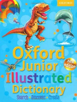 £3.19 • Buy Junior Illustrated Dictionary: Oxford Junior Illustrated Dictionary 2011 By Oxfo