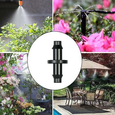 Plant Watering Drip Irrigation 1/4'' Barb Connector For 4/7mm Hose Pipe Hot Sale • 1.71£