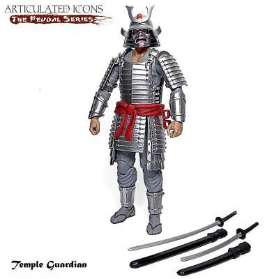 $ CDN58.07 • Buy TGN: Fwoosh Articulated Icons Feudal Series Temple Guardian 6  Figure