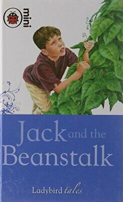 Jack And The Beanstalk: Ladybird Tales By Ladybird, Hardcover Used Book, Good, F • 4.19£