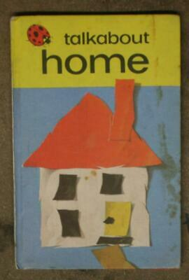 Home (Toddler Talkabout S.), W.MURRAY, Very Good, Hardcover • 1.99£