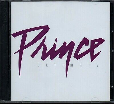 PRINCE - Ultimate - 2xCD Album *Best Of**Greatest Hits**Collection**Singles* • 3.99£