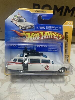 Hot Wheels Ghostbusters Ecto 1 • 20£