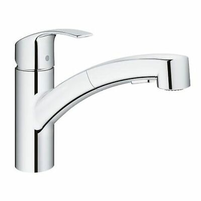 GROHE Eurosmart With Hand Shower, Low Spout • 131.27£