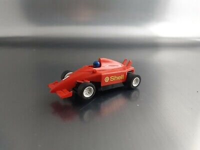 Micro Scalextric Repsol F1 Red #1 Working 1:64 Free Shipping • 11£