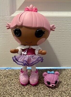 Lalaloopsy Littles Twirly Figure Eight Ice Skater Doll • 6.99£