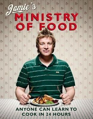 AU44.75 • Buy NEW Jamie's Ministry Of Food By Jamie Oliver Hardcover Free Shipping
