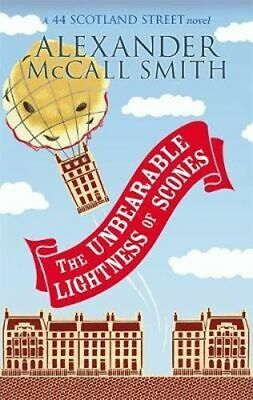 AU22.50 • Buy NEW Unbearable Lightness Of Scones By Alexander McCall Smith Paperback