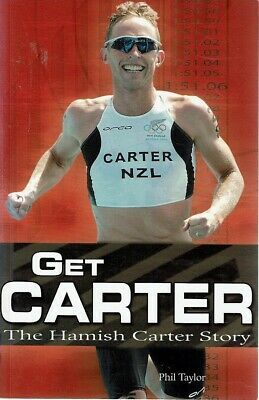 Get Carter By Taylor Phil - Book - Pictorial Soft Cover - Sport - Autobiography • 18.92£