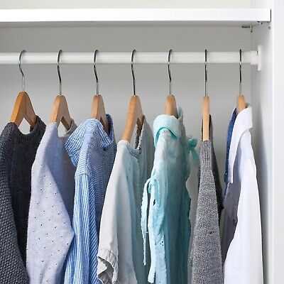 *New IKEA* STUVA GRUNDLIG Clothes Rail, White 801.286.98 *Includes Fittings* • 9.99£