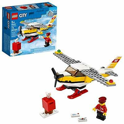 $13.89 • Buy LEGO City Mail Plane 60250 Building Kit Playset 74 Pieces