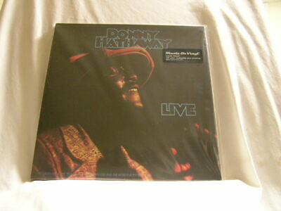 DONNY HATHAWAY Live Cornell DuPree Phil Upchurch 180 Gram Vinyl SEALED EU LP • 50.63£