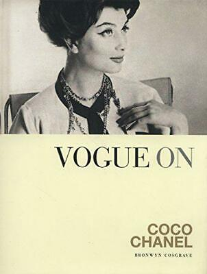 £12.89 • Buy Vogue On: Coco Chanel (Vogue On Designers) By Bronwyn Cosgrave, NEW Book, FREE &