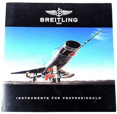 £10.83 • Buy Breitling 2009 Chronolog Watch Book Collection Catalogue With Price Guide