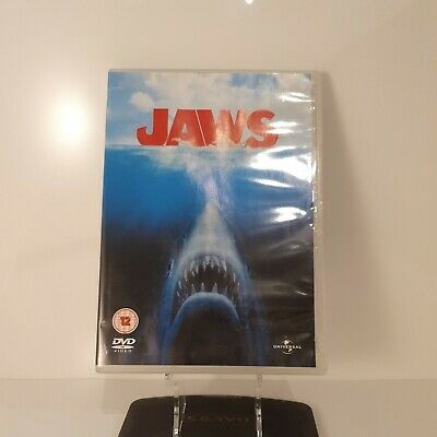 Jaws DVD Free Delivery  • 3.98£