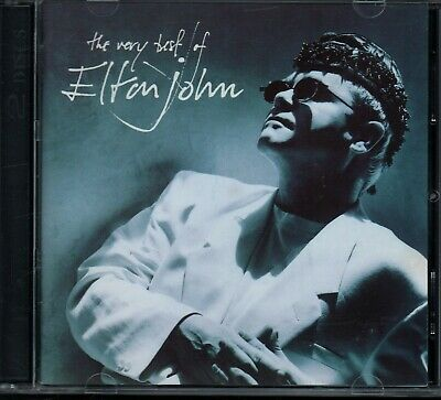 £2.99 • Buy ELTON JOHN - The Very Best Of - 2xCD Album *Greatest Hits**Collection**Singles*