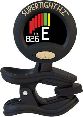 $ CDN22.66 • Buy Snark ST-8HZ Super Tight Clip-On Guitar Instrument Tuner With Hertz Tuning