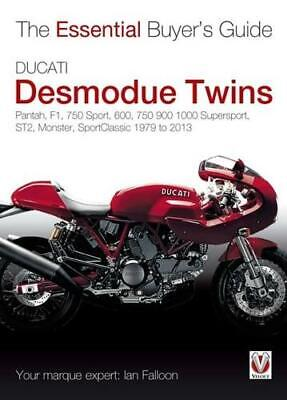Ducati Desmodue By Ian Falloon (author) • 9.99£