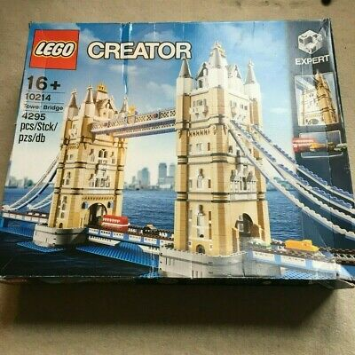 LEGO Creator Tower Bridge (10214) / 100% Complete With Box & Instructions • 150£