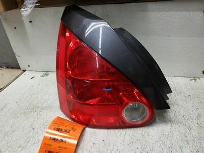 $40 • Buy Driver Tail Light Quarter Panel Mounted Fits 04-08 MAXIMA 986847
