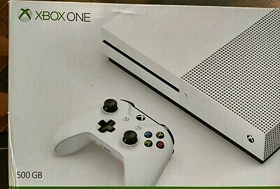 AU235 • Buy Xbox One S 500 GB Console Great Condition Free Post.