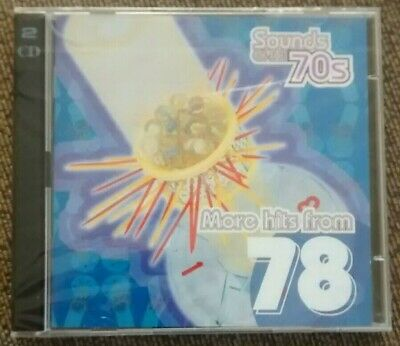 Various - Sounds Of The 70s: More Hits From 1978 (Time Life 2 CD Set, 2000) *New • 22.79£