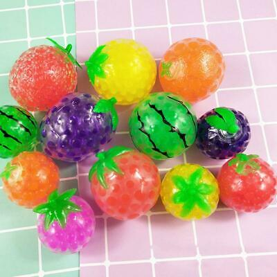 $ CDN7.05 • Buy 5cm Squishy Mesh Sensory Stress Reliever Ball Toy Autism Squeeze Anxiety Fidget