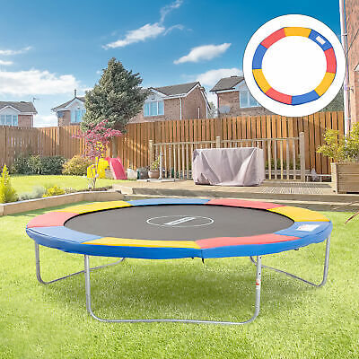 £36.99 • Buy 10ft Trampoline Pads Safety Pad Surround Trampoline Replacement Spare Multi