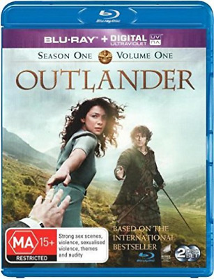 AU48.06 • Buy Outlander S1 Pt. 1 (Bd/Uv) (UK IMPORT) Blu-Ray NEW