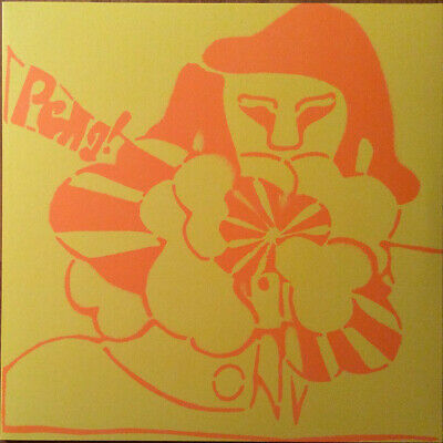 £19.99 • Buy Stereolab – Peng!    Remastered   Clear  Vinyl LP New Sealed