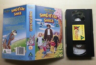 £24.99 • Buy Song Of The South - Disney - Vhs Video