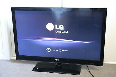 AU100 • Buy LG Model-37lv3730 37'' FHD Smart TV With Remote In Great Working Condition