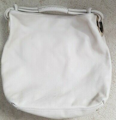 AU15.50 • Buy Cream Oroton Leather Handbag