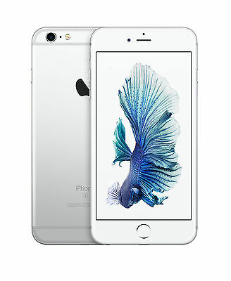 AU44.50 • Buy Apple IPhone 6s Plus - 32GB - Silver (Unlocked) A1687 (CDMA + GSM)