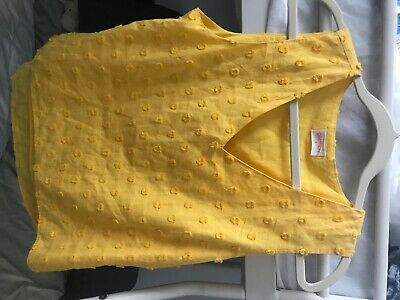 AU25.50 • Buy Gorman 8 Top EUC Yellow